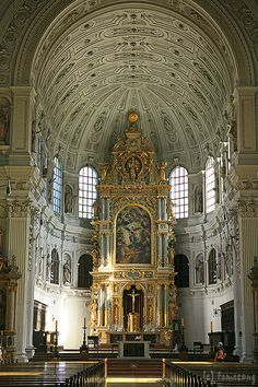 St. Michael's Church, Germany
