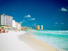 Cancun Mexico #DailyEscape #travel #Mexico #Cancun by travelchannel
