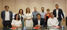 El PSOE se decanta ahora por investir a Rajoy con once ausencias