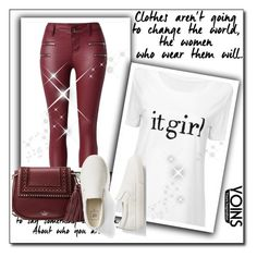 """""""Untitled #119"""" by lejlasoftic ❤ liked on Polyvore featuring Kate Spade, Gap, yoins and loveyoins"""