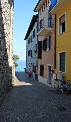 Sirmione, Lago di Garda, province of Brescia , Lombardy region Italy