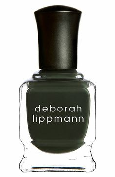 Billionaire... I can tell I am going to be all about greens for Fall!