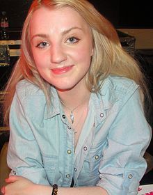 "In '06, Lynch auditioned at a casting call in London for the role of Luna Lovegood in Harry Potter and the Order of the Phoenix, auditioning against 15,000 other girls she was cast at the age of 14. Producers were impressed with her affinity for the character; David Heyman said ""The others could play Luna; Evanna Lynch is Luna. **SHE WASN'T CAST DUE TO ANOREXIA** QUIT SPREADING THAT FALSEHOOD"