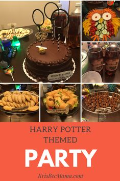 Are you planning a Harry Potter party? Discover ways to create a Harry Potter themed party for any occasion (birthdays, halloween, baby shower, etc) on a budget. Includes store bought and DIY supplies. Throw a Harry Potter Themed Baby Shower Holly Harry Potter Font, Harry Potter Decor, Harry Potter Baby Shower, Harry Potter Birthday, Baby Shower Themes, Baby Shower Gifts, Shower Ideas, Hogwarts, Harry Potter Party Decorations