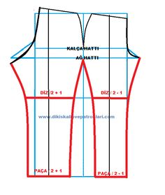 Basic Women's Pants Pattern (Classic Pants) With Clamps .- Basic Women's Trousers Pattern (Classic Trousers). Trousers pattern removal for beginners and beginners in an easy and practical way. Origami Patterns, Sewing Patterns, Plus Size Dressing Gowns, Trousers Women, Pants For Women, Rock Chic, Traje Casual, Pants Pattern, Casual Chic