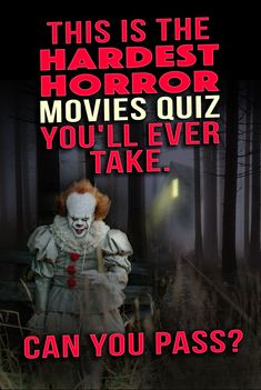 See how well you know these classic horror films, from Paranormal Activity and American Psycho to Friday the and Jaws. Horror Movie Quotes, Classic Movie Quotes, Classic Horror Movies, Horror Icons, Horror Films, Buzzfeed Movies, Musical Quiz, Film Quiz, Hard Movie