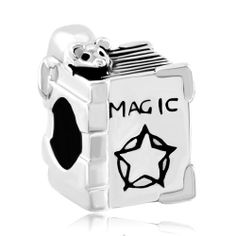 Silver Tone Cute Mouse Animal On Magic Star Sign Book Beads Charms Bracelets Pandora Chamilia Compatible Magic Spell Book, Magic Book, Magic Spells, Pandora Graduation Charm, Pandora Bracelet Charms, Charm Bracelets, Cute Mouse, Star Jewelry, Book Signing