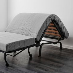 """11 Small Single Sofa Bed Ikea Swedish appliance maker IKEA is partnering with American startup Ori to actualize a band of automatic appliance to acquiesce bodies to """"create their dream Ikea Sofa Bed Cover, Chair Bed Ikea, Sofa Cama Ikea, Ikea Couch, Mattress Covers, Sofa Chair, Bed Covers, Grey Chair, Sofa Bed With Chaise"""