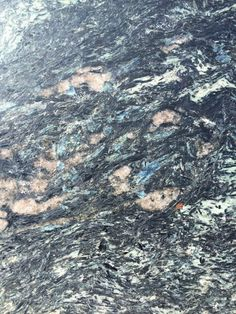 Like This Leathered Bross Blue Granite Looks A Bit Like