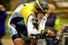 A #vegan Lance Armstrong?