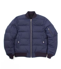 nanamica / Reversible NA-1 Down Jacket