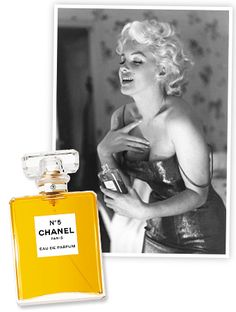 marilyn and chanel no. 5