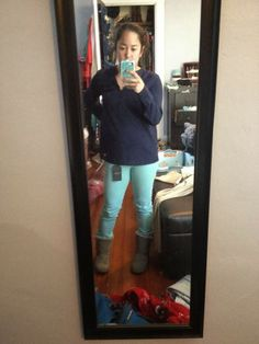#StitchFix Review #1 - making the pants that are too long work on a petite size person