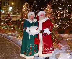 Santa Claus / Mrs Claus Pictures in Minneapolis Mn