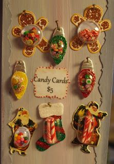 kendras minis tutorial candy tubes candy cards stockings mini christmas cakes
