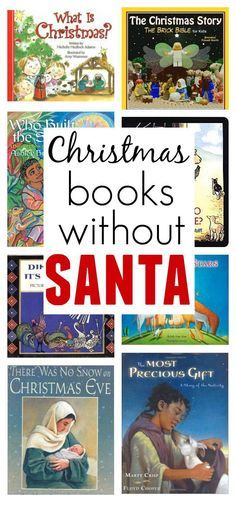 Christmas Books Without Santa – No Time For Flash Cards - Weihnachten Lustig Christmas Books For Kids, Meaning Of Christmas, Preschool Christmas, Christmas Activities, A Christmas Story, Christmas Traditions, Christmas Humor, Christmas Themes, Christmas Holidays