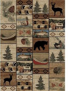 Looking for Rug Empire Rustic Lodge River Run Cabin Area Rug, ? Check out our picks for the Rug Empire Rustic Lodge River Run Cabin Area Rug, from the popular stores - all in one. Secluded Cabin, Festa Toy Story, 8x10 Area Rugs, Rustic Rugs, Rustic Decor, White Home Decor, Cozy Cabin, Rustic Charm, American