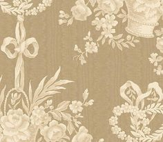Basket Toile Wallpaper $24.99