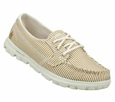 I have these in Navy and white stripe. THE most comfortable shoes I have ever owned. I want all the colors now. LOVE LOVE LOVE!!