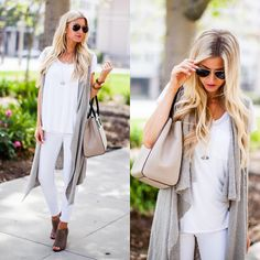 """Leanne Barlow on Instagram: """"I know I have 3 boys and that makes all white technically illegal..but I like to live on the edge.  Head over to my blog for all my outfit details! #leanneslookbook #springstyle #whiteout"""""""