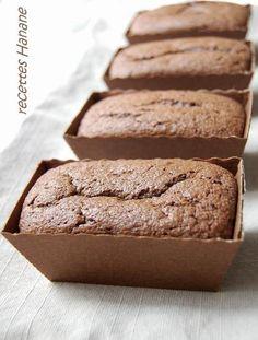 l'inratable recette du fondant au chocolat - Recettes by Hanane