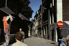 Harry Gruyaert - 1991, City of Liège.