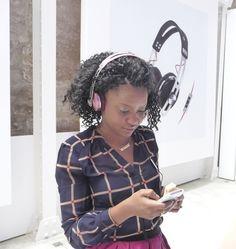 ON-TopModel Hdph #2 Aissata Kamara