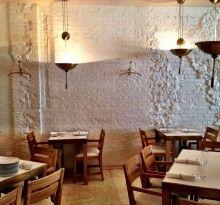 Elegant Restaurant Painting Ideas
