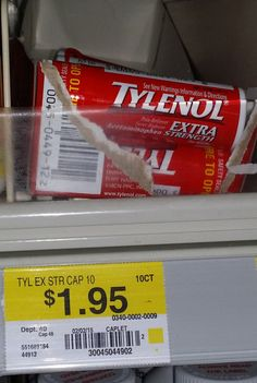 Tylenol Extra Streng