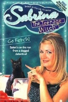 TV Shows From Your Childhood You Didn't Know Had Book Versions  >SABRINA THE TEENAGE WITCH