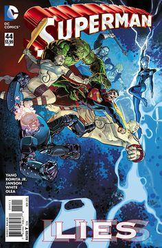 Superman #44                     (Nov 2015)