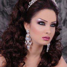 Maquillage libanais oriental pour un mariage , Photo 32