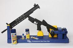 Tetra Gun Provise Gun Vise for rifles and shotguns