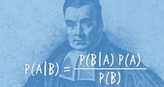 MISGUIDED MATH  English clergyman Thomas Bayes formulated a way to calculate the likelihood of an event based on prior knowledge. Bad Bayesian reasoning could be why perceptions of reality get muddled in people with certain mental disorders. ~~ M. Telfer