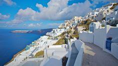 Santorini, Greece!!