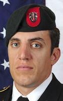 Army Staff Sgt. Alex A. Viola Died November 17, 2013 Serving During Operation Enduring Freedom 29, of Keller, Texas, assigned to 3rd Battali...
