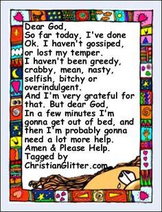 More God humor... :-)