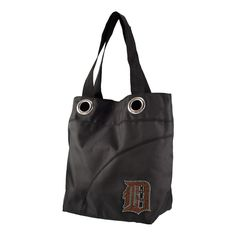Detroit Tigers MLB Sport Noir Sheen Tote