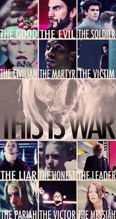 This is War. Yet again, this song is incredible when applied to almost any fandom.