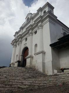 Templo en Chichicastenango, Quiché, Guatemala.