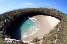 Hidden Beach in Mexico | Read More Info