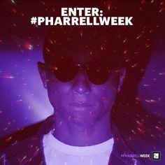 Stinkende seje Pharrell er igen übercool!