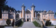 Nové Hrady castle at Litomyšl (East Bohemia), Czechia