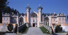 Nové Hrady castle at Litomyšl (East Bohemia), Czechia