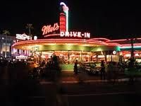 Mel's Diner from American Graffiti