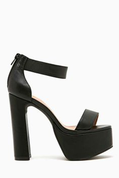 Jeffrey Campbell Alvie Platform