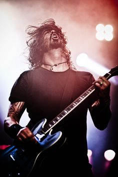 Quelle show!; Dave Grohl, Foo Fighters @ Lowlands 2012