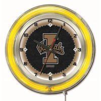 19 inch Idaho Neon Clock
