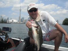 Downtown Toronto Swimbait Bass