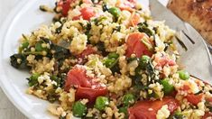 Steak-Quinoa Salad with Avocado-Lime Ranch Dressing - Foxes Loves Lemons Healthy Sides, Healthy Side Dishes, Heart Healthy Recipes, Side Dish Recipes, Vegetarian Recipes, Dinner Recipes, Dinner Entrees, Picnic Recipes, Picnic Ideas